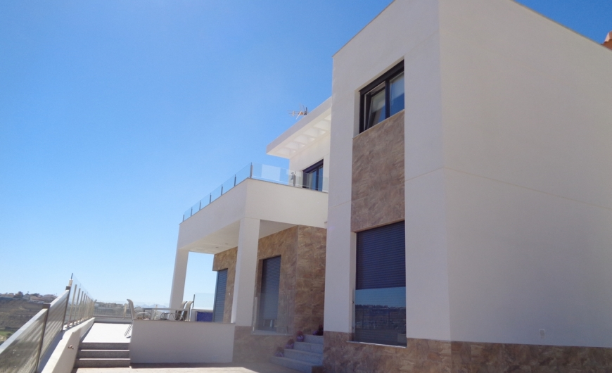 New build - Chalet - Ciudad Quesada - Monte Golf