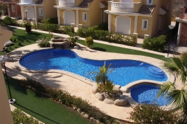 New build - Villa - Urbanization La Marina - Portico Sol
