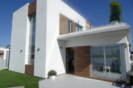 New build - Bungalow - Daya Vieja