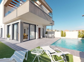 Villa - New build - Los Montesinos - La Herada